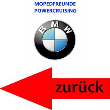 Fanshop Powercruising BMW-Logo